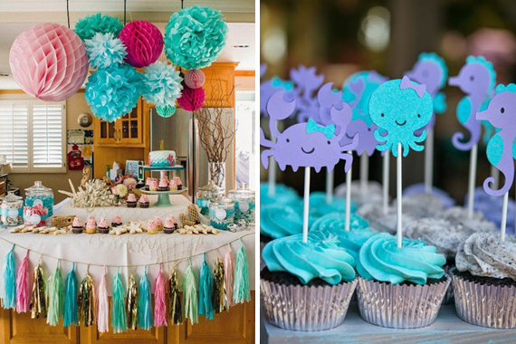 Mermaid Themed Party | Under the Sea - Toddler Friends