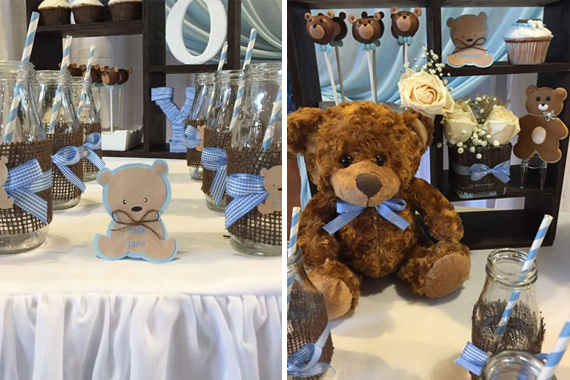 teddy bear picnic baby shower theme toddler friends