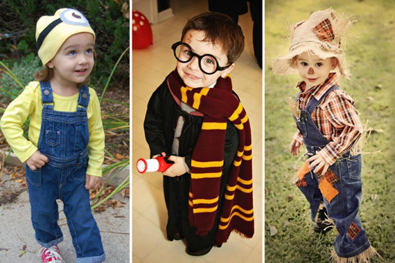Toddler Costume Ideas