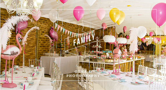 Kids Party Planning Services