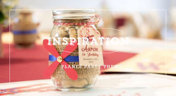 Airplane Themed Party Ideas And Inspiration Toddler Friends